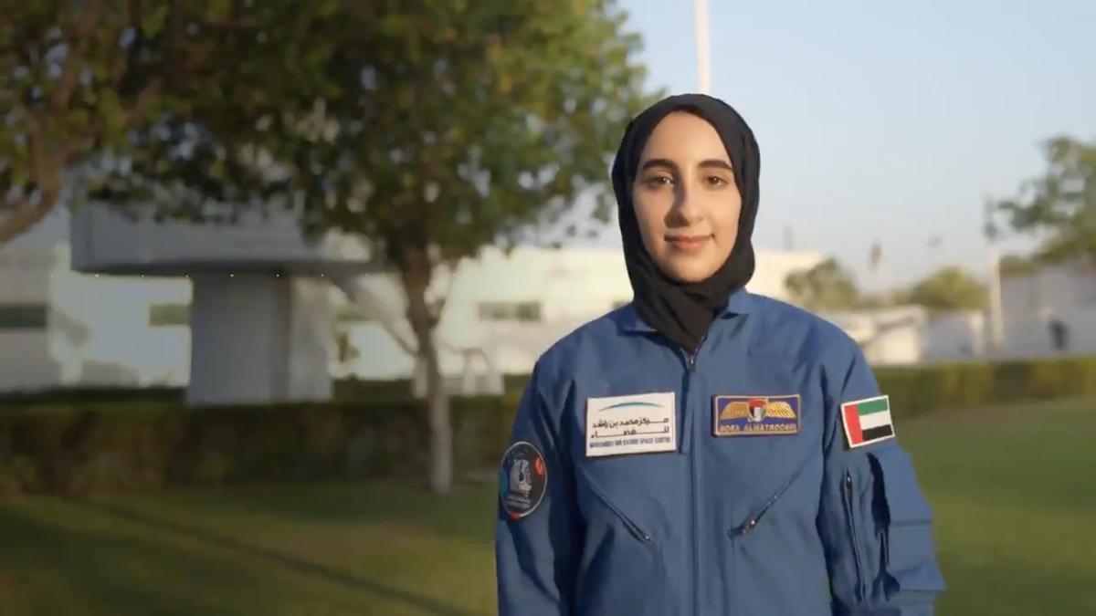 28-vjeçarja bëhet astronautja e parë femër në Emiratet e Bashkuara Arabe