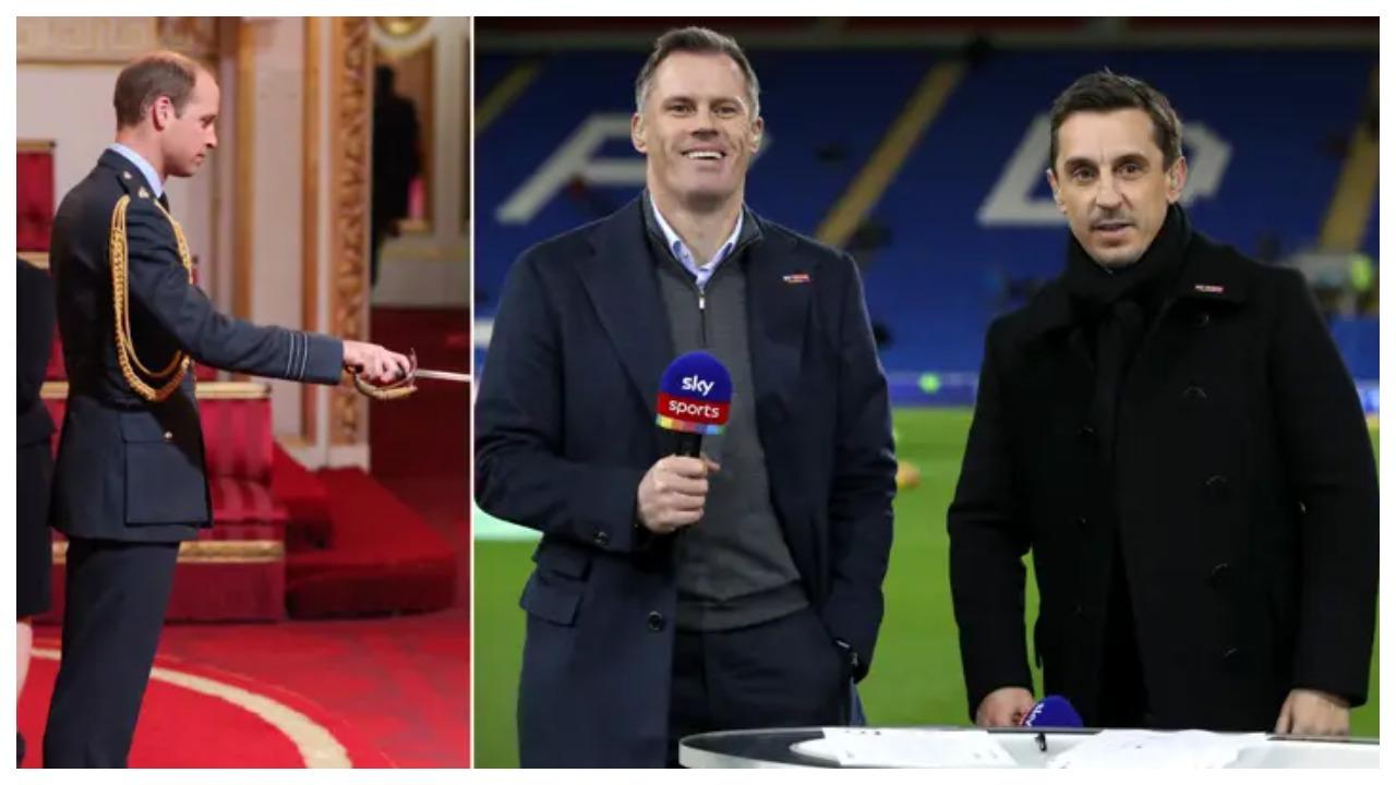 """Neville-Carragher fenomenalë kundër ESL, tifozët: Jepuni titullin e """"Kalorësit"""""""