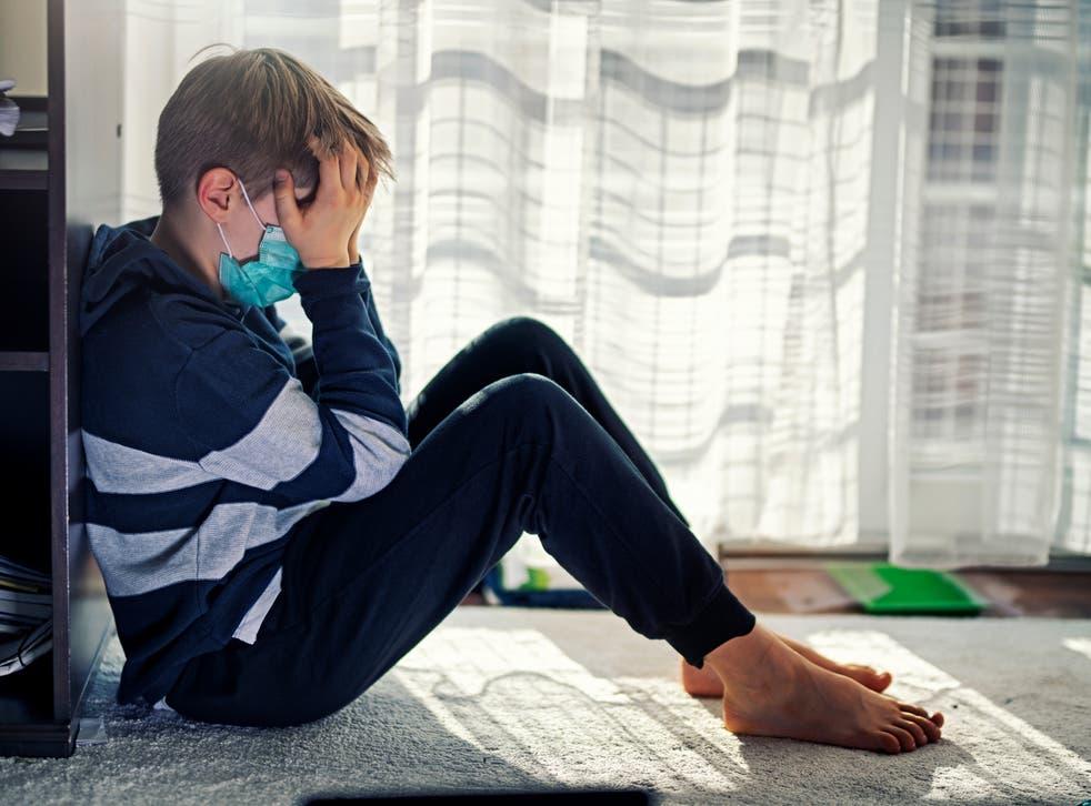 """Fëmijët, në rrezik nga simptomat e """"Covid të zgjatur"""""""