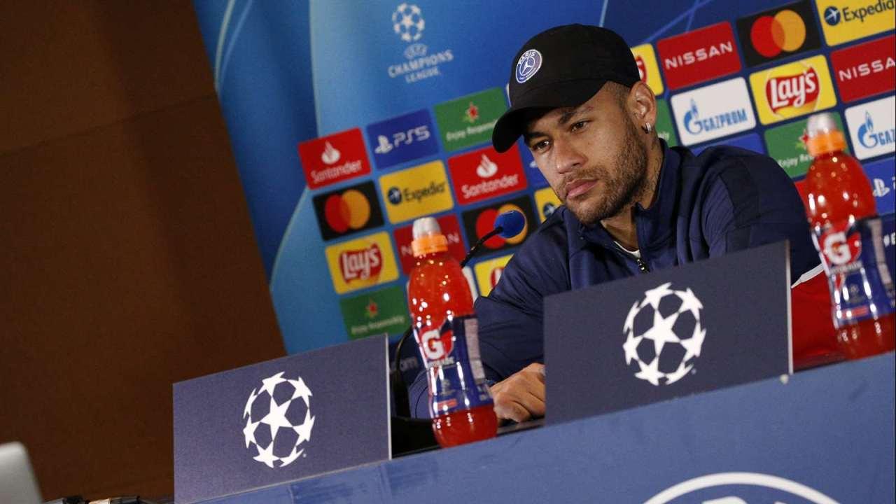 """""""Lëreni të qetë"""", PSG tërbohet për Neymar dhe i çon mesazh Barcelonës"""