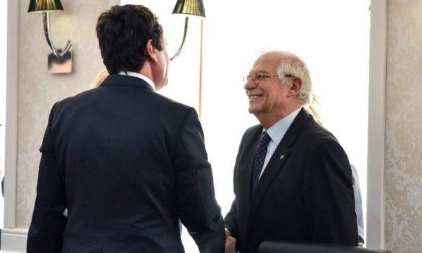 Zëdhënësi i Qeverisë Kurti i reagon Borrell: Data caktohet kur biem dakord, jo kur imponohet