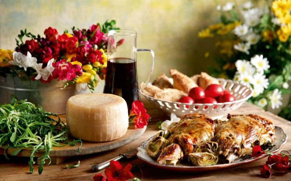 Sa kalori ka tryeza e Pashkëve?