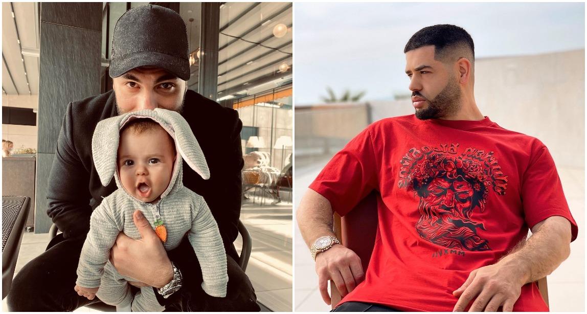 Dikur rivalë, sot miq: Noizy i bën një super dhuratë vajzës së Ledrit