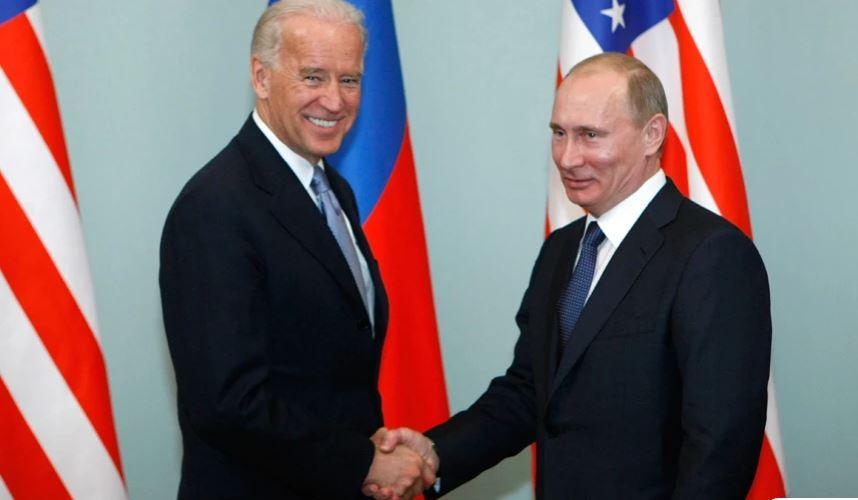 Bisedë telefonike: Planifikohet takimi Putin-Biden në verë