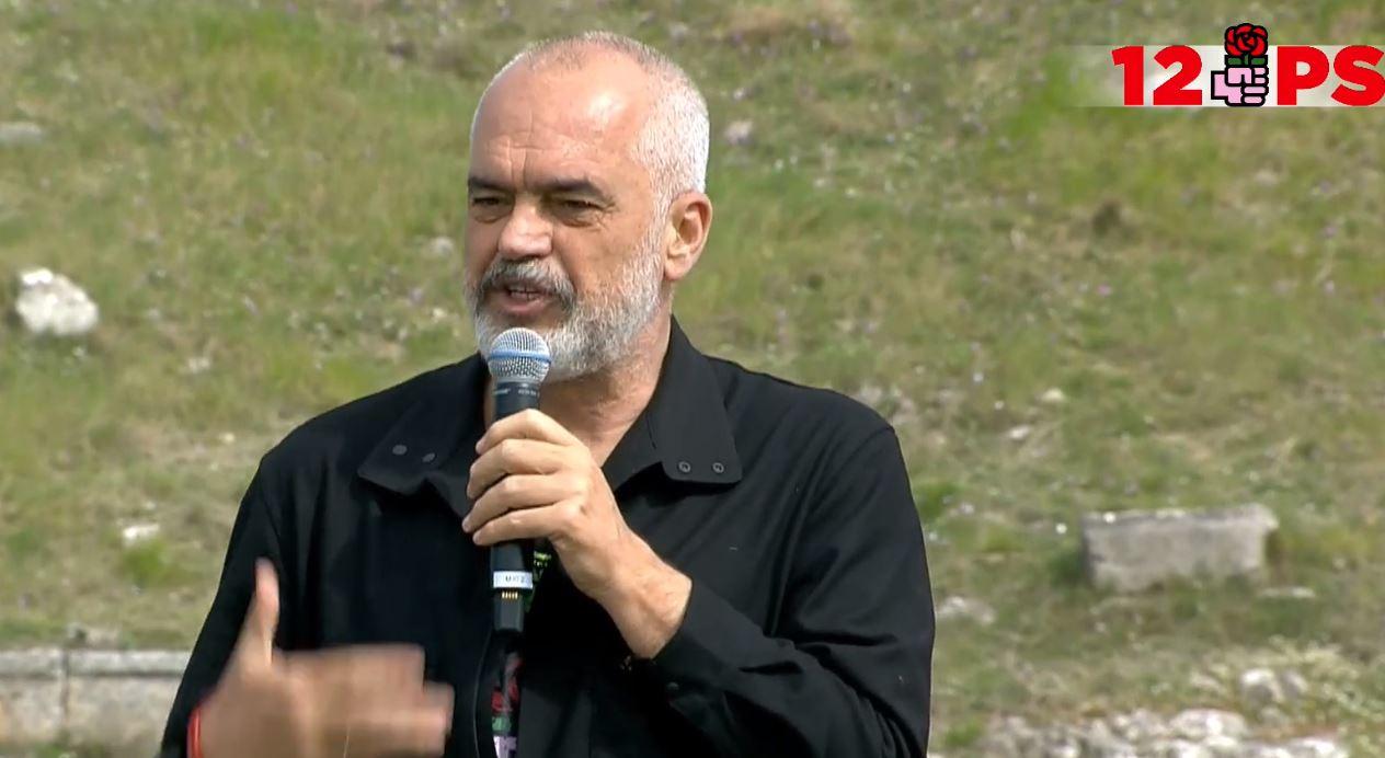 Rama: Nuk vijmë nga dy mandate, por 1 dhe një luftë, shpejt do të dalim nga tuneli sfilitës i pandemisë