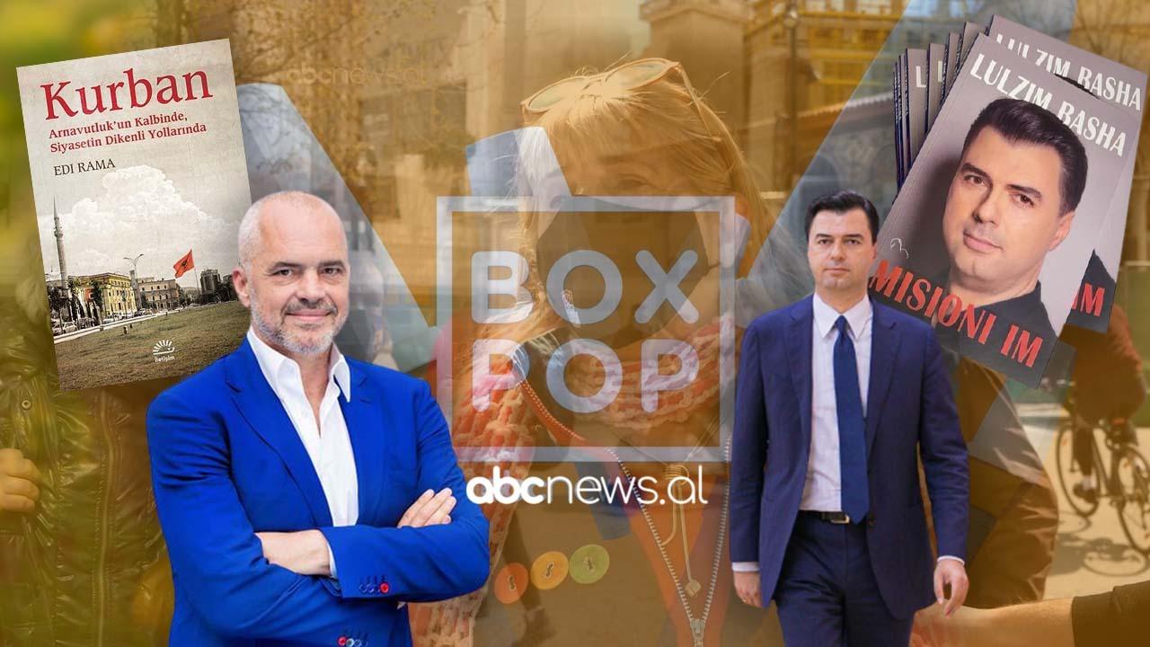 """""""Misionin"""" e Bashës apo """"Kurbanin"""" e Ramës? Shikoni përgjigjet epike të qytetarëve. -Box Pop në Abcnews.al"""