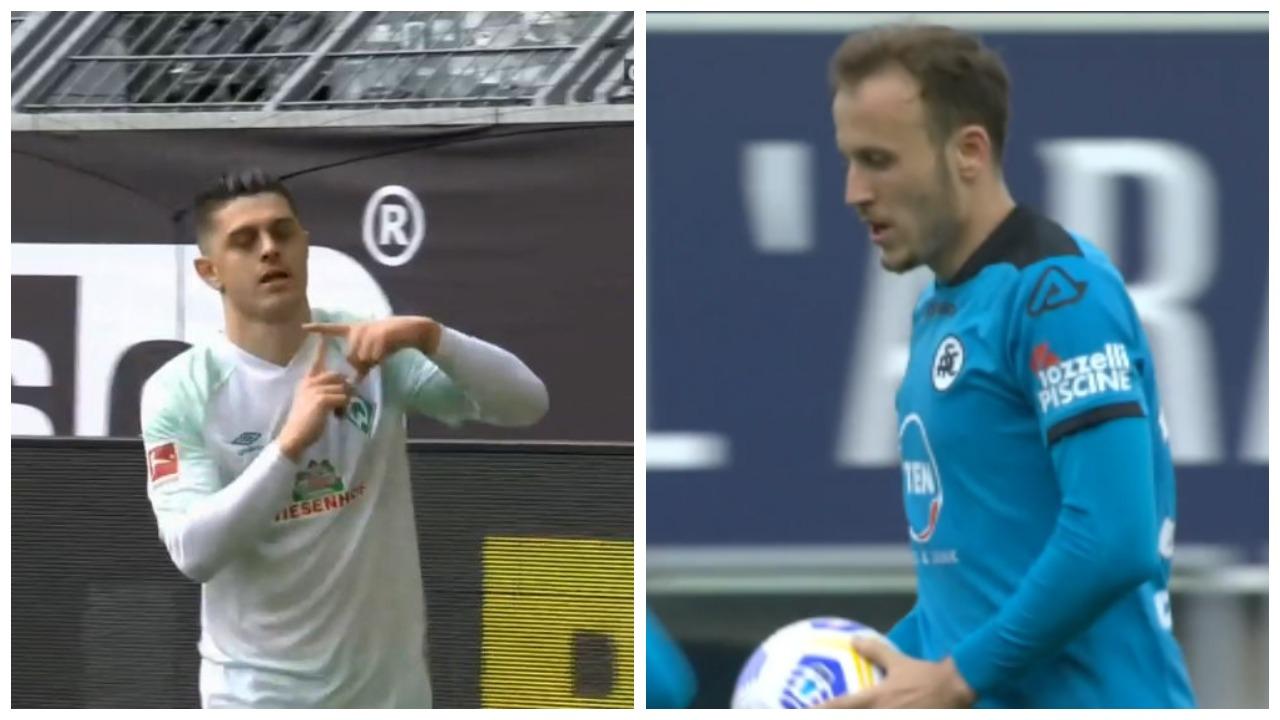 VIDEO/ Ismajli gjen golin e parë në Serie A, Rashica ndëshkon Dortmundin