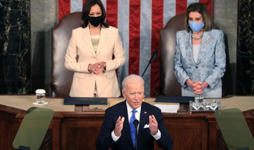 Biden prezanton përparësitë e administratës së tij në fjalimin në Kongres