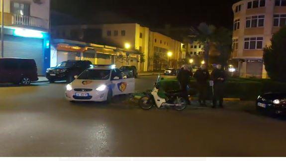 Shpërthim tritoli në hyrjen e një biznesi gjatë natës në Shkodër