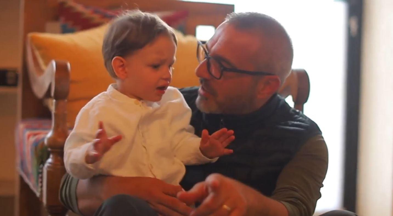 Festë në familjen e Saimir Tahirit, ish-ministri ndan videon emocionuese për ditëlindjen e të birit