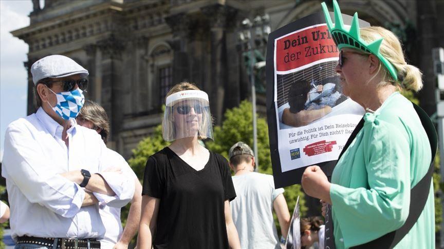 Gjermani, mbi 3 milion të infektuar që nga fillimi i pandemisë