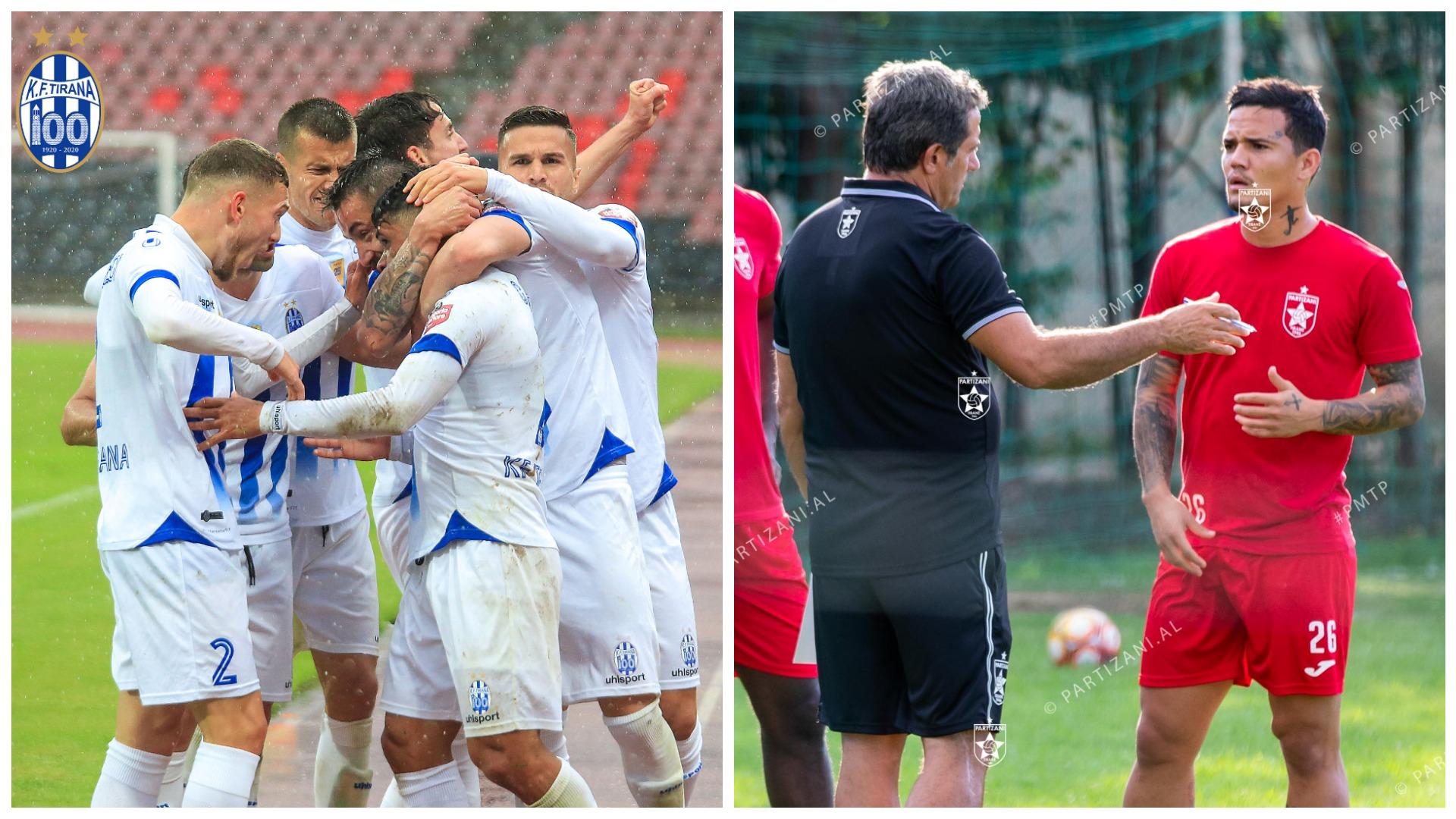 Cordeiro sulm direkt ndaj trajnerit Daja, Tirana bën merkato në Dibër e Laç