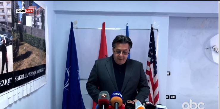 """Sulmi ndaj Xhaferajt, Paloka: Rama bashkëpunon me krimin, Dako """"non grata"""" nga amerikanët, kryetar real i PS në Durrës"""