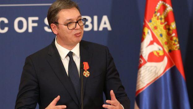 Vuçiç: Na kërkojnë ta njohim Kosovën dhe nuk na ofrojnë asgjë