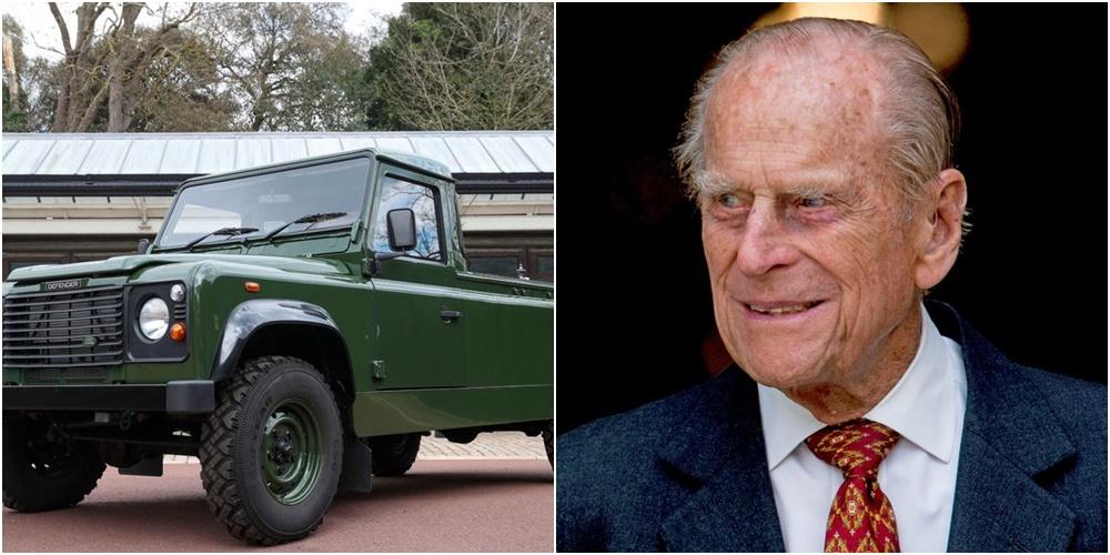 Iu deshën 16 vite ta realizonte, dalin pamjet e para të Land Rover-it që do përcjellë Princin Philip