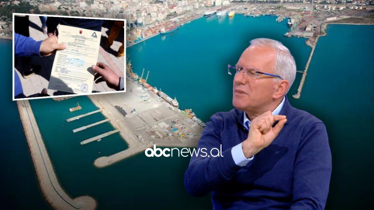 """""""Problemet i sjell PS"""", Xhaferaj denoncon në ABC: Drejtori kërkon që administrata të përfshihet në fushatë, s'ka studim për portin"""