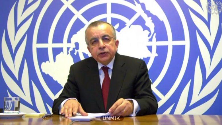 Raporti për Kosovën, shefi i UNMIK-ut: Dëshira për ndryshim u ndje në zgjedhjet e fundit