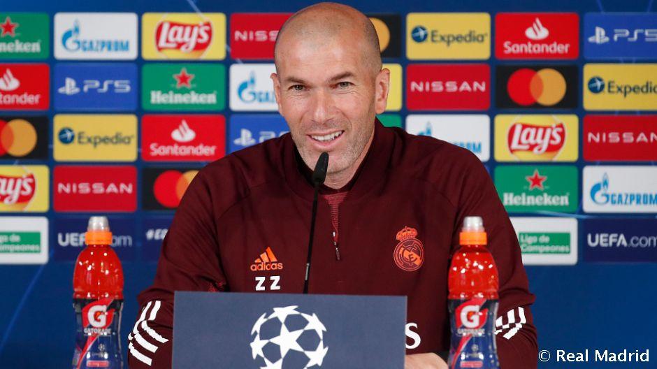"""""""Ishim perfektë"""", Zidane: E dashuroj Italinë. Juve? Të shohim, për momentin jam madrilen"""