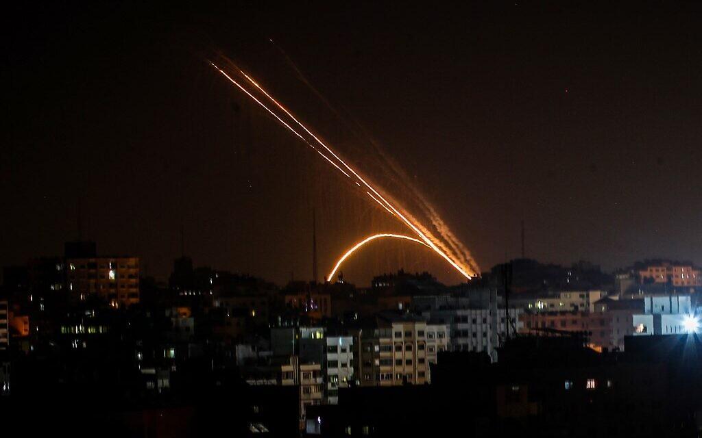 Luftimet në Lindjen e Mesme, lëshohen tre raketa nga Libani drejt Izraelit