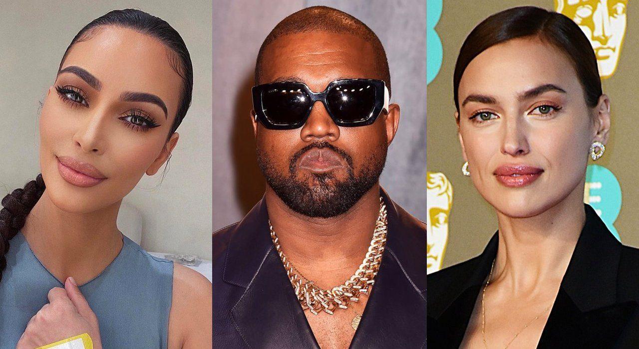 Kanye West përflitet për një lidhje me Irina Shayk, Kim-i nuk shqetësohet për ish-in