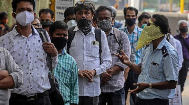 OBSH: Varianti indian zbulohet në 44 shtete