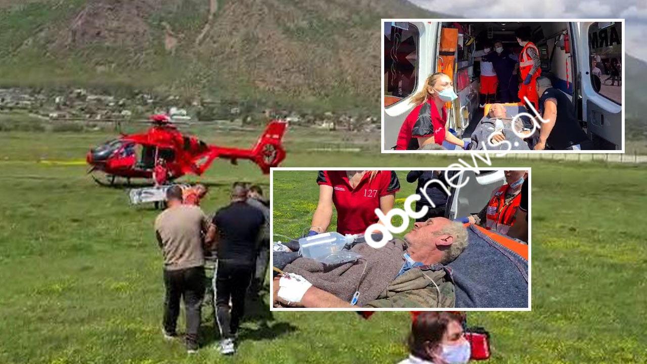 Pas asfiksisë në minierë u dërgua me helikopter drejt Tiranës, nisin hetimet për 53-vjeçarin
