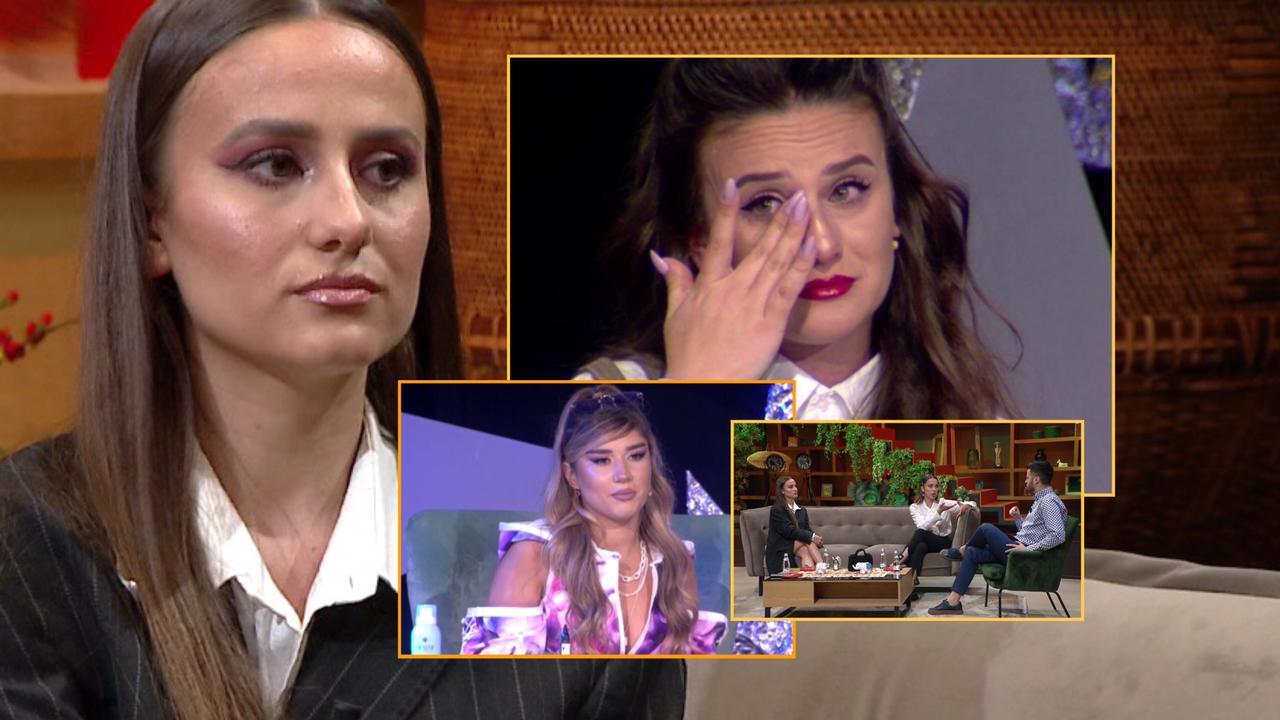 Ofendime dhe lot, Viola: Kam sms nga Kosova. Ballafaqimi me Donika Loci: Ikim bashkë në strip