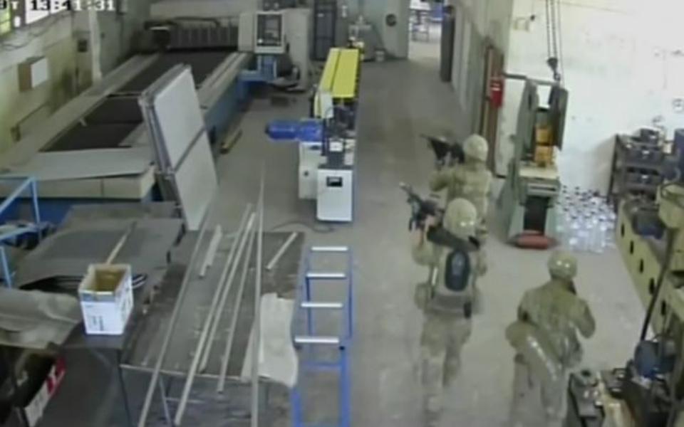"""Gabim i ushtrisë amerikane në stërvitjen e NATO-s, aksidentalisht """"pushtojnë"""" një fabrikë"""