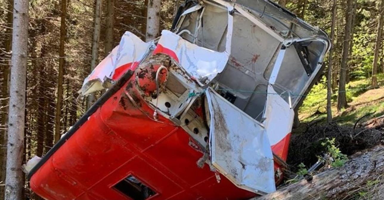 Shkëputet kabina e teleferikut, 9 të vdekur në Itali, 2 fëmijë në gjendje të rëndë