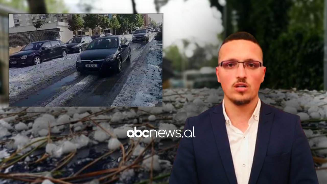 VIDEO/ Çfarë ndodhi mbrëmë në qiellin e Shkodrës, meteorologu shpjegon fenomenin e çuditshëm