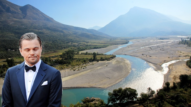 Leonardo DiCaprio nuk di të ndalet, bën sërish thirrje që Lumi Vjosa të shpallet Park Kombëtar