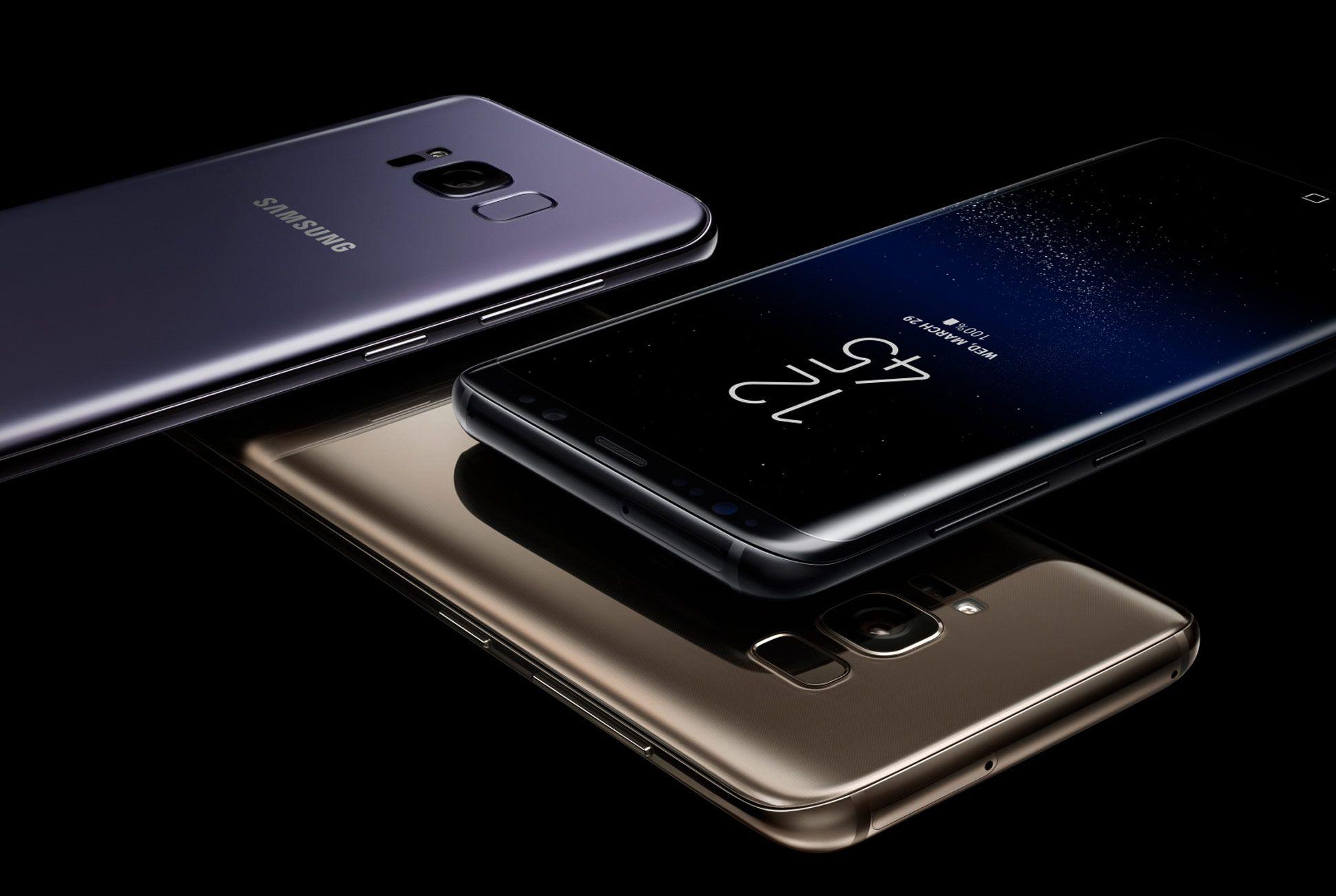 Pas katër vitesh, Samsung ndalon përditësimin e Galaxy S8