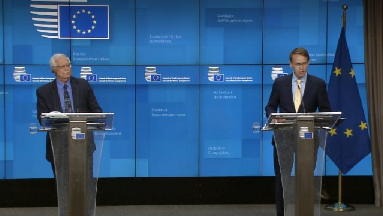 Samiti ministrave të jashtëm të BE, Borrel: Të ecim para me Integrimin e Shqipërisë dhe Maqedonisë