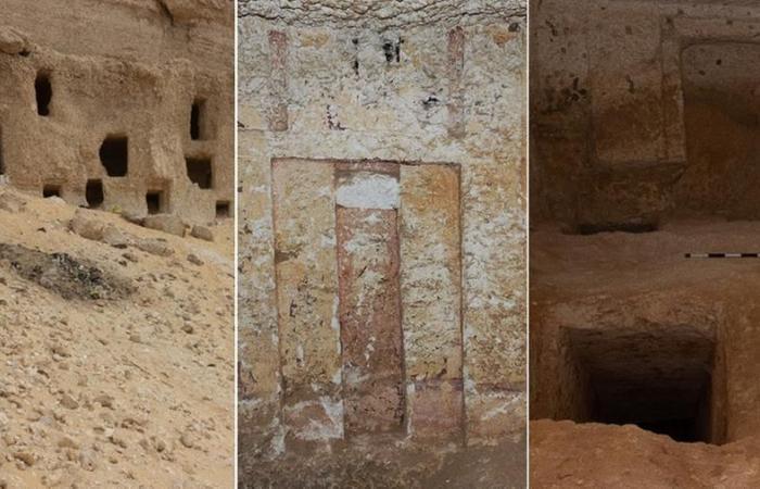 Egjipti zbulon 250 varre që datojnë 4,200 vjet më parë