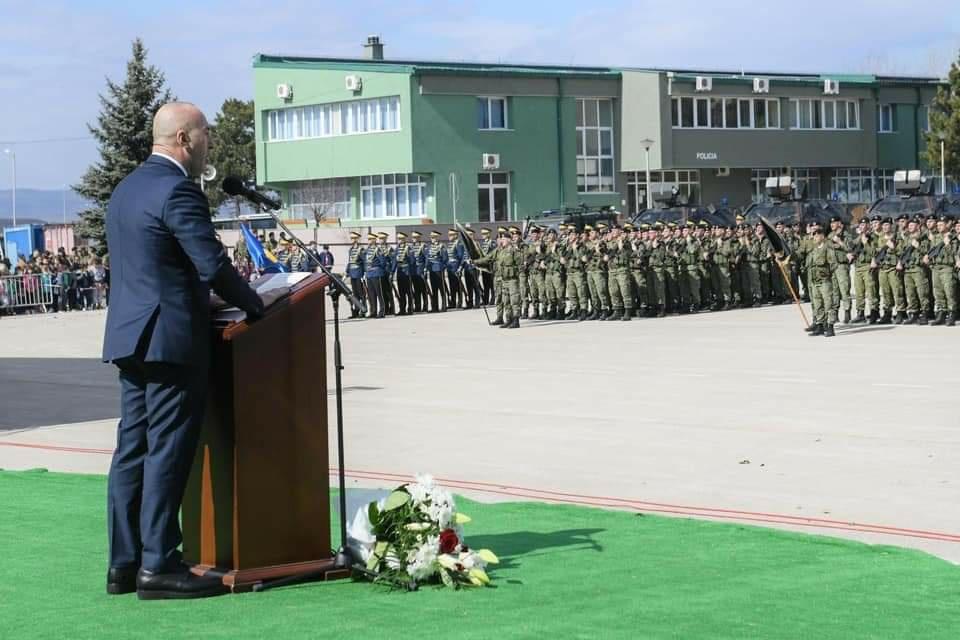 Haradinaj: Shumë arsye që të jemi krenarë sot, FSK po merr pjesë në stërvitjen e NATO-s në Durrës