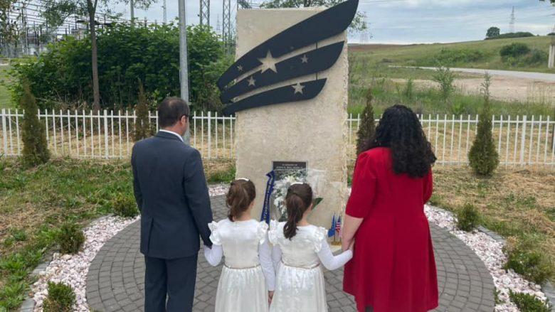 Osmani kujton djalin e presidentit Biden: Beau ndihmoi në shtetndërtimin e Kosovës