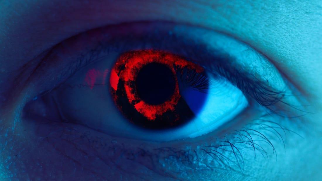 Pse na dalin sytë e kuq në fotografi?