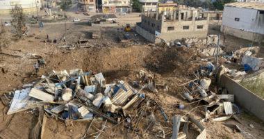 FOTO/ Sulmi në Rripin e Gazës, 24 viktima, mes tyre edhe 9 fëmijë