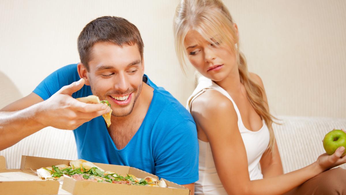 Kjo është arsyeja pse disa njerëz hanë çfarë të duan, por nuk shtojnë në peshë