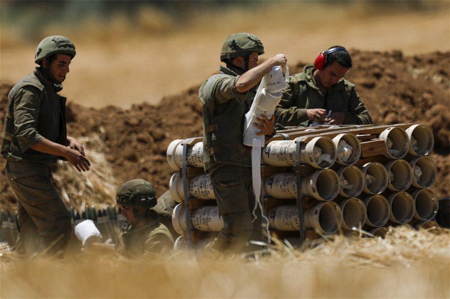 Macron dënon sulmet e Hamasit, Izraeli bën gati tanket, SHBA: Pres të ulen tensionet