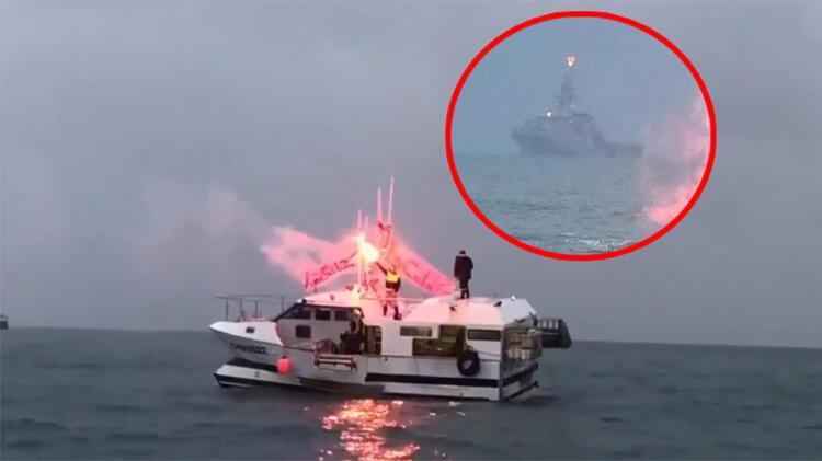 """""""Jemi gati për luftë"""", përplasen Franca dhe Anglia: Anijet ushtarake vendosen përballë"""