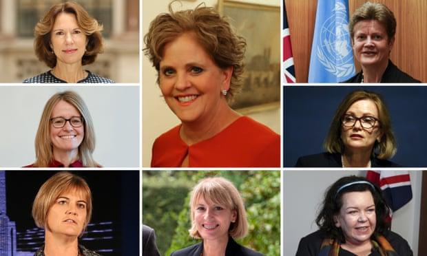 """Ambasadat kryesore britanike në botë """"nën pushtetin"""" e grave"""