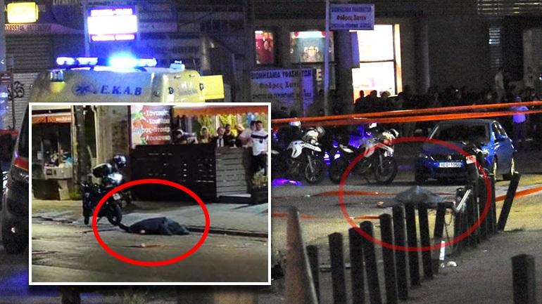 Një plumb në kraharor e dy në kokë, dalin pamjet e ekzekutimit të ish-boksierit grek