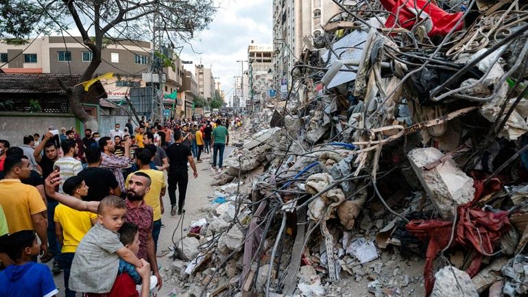 Armëpushimi mes Izraelit dhe Hamasit, Blinken në Lindjen e Mesme: Për një të ardhme më të mirë