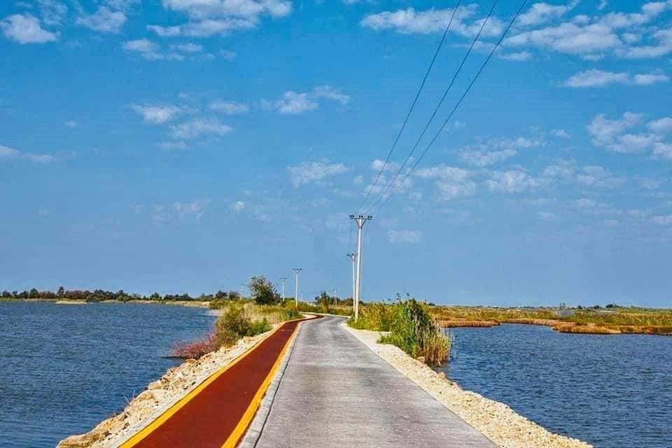 """Ishulli i Lezhës, mrekullia natyrore në """"100 fshatrat"""""""