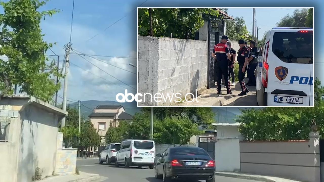 """""""Hape derën""""! Policët me vrap, blindohet lagja ku u ekzekutua Everest Çaka në Elbasan"""