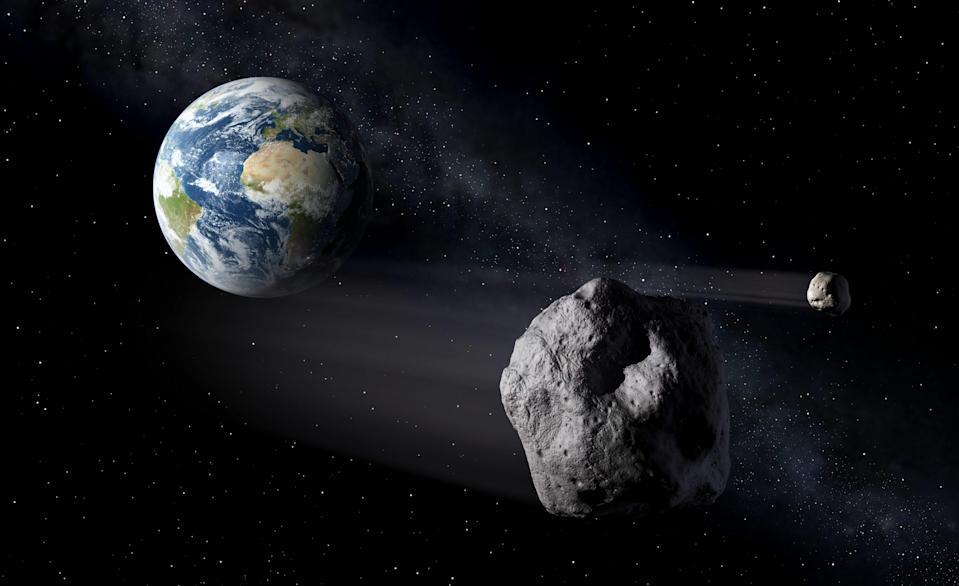 Asteroidi rrezikon të godasë tokën, a rrezikohet Shqipëria?