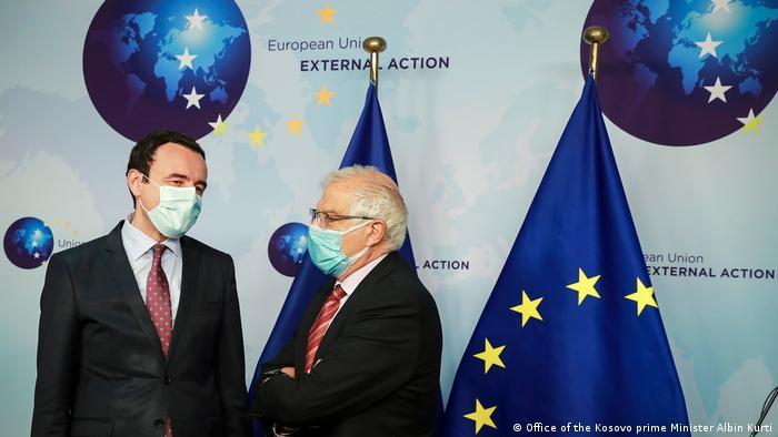Kurti nga Brukseli: Të liberalizohen vizat, Kosova ka rini të talentuar