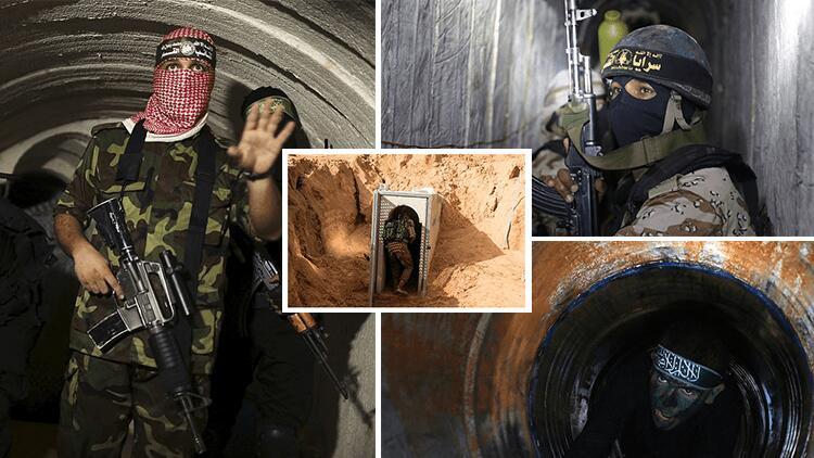 FOTO/ Brenda tuneleve të Hamas-it