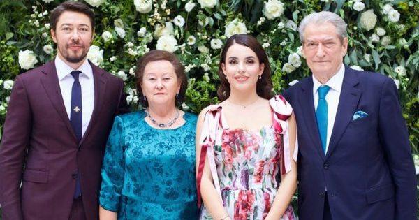 """Familja Berisha u shpall """"non grata"""" nga SHBA, reagon Armina Mevlani"""